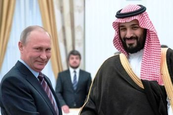 مذاکرات روسیه و عربستان سعودی درباره سوریه