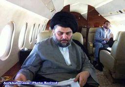حمایت پشت پرده نخست وزیر عراق از سفرهای منطقهای مقتدی صدر