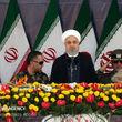 روحانی: دفاع مقدس به ما آموخت که در سختی درکنار هم بایستیم/ ایران توانمندی دفاعی خود را کم نخواهد کرد