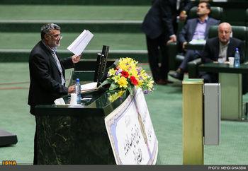 محمود حجتی از مجلس کارت زرد گرفت