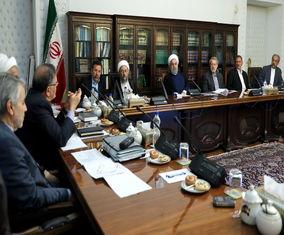 برگزاری جلسه شورای عالی هماهنگی اقتصادی با حضور سران قوا +تصاویر
