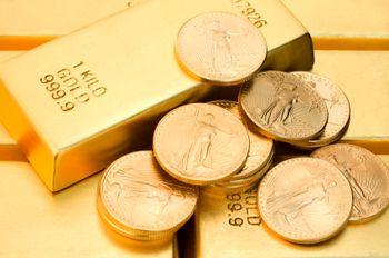 سقوط طلا
