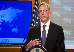 ادعاهای برایان هوک درباره ایران در سالگرد خروج آمریکا از برجام