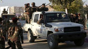 نیروهای مسلح سوری وابسته به ترکیه وارد آذربایجان شدند!