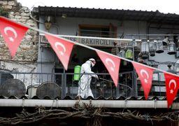 منع ۴۸ ساعته تردد در ۲۴ شهر ترکیه