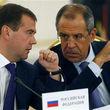 آمریکا نخست وزیر و وزیرخارجه روسیه را تحریم کرد