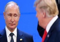 نامزدی پوتین و ترامپ برای دریافت نشان «شخص سال 2018»