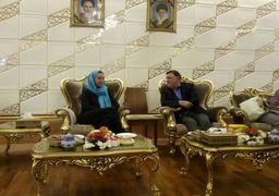 مهمان ویژه مراسم تحلیف روحانی به تهران رسید + عکس
