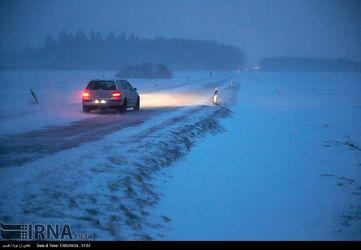برف و یخبندان شدید در آلمان