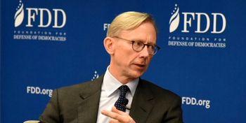 ادعای هوک: ایران دو انتخاب دارد، مذاکره یا فروپاشی اقتصادی