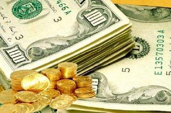 عقبنشینی مشترک سکه و دلار از کانالهای فتح شده +جدول و نمودار