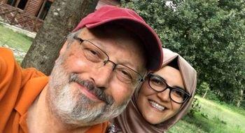 نامزد خاشقچی از ولیعهد سعودی شکایت کرد