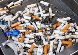 ته سیگار، بیشترین زباله اقیانوسها !