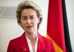 وزیر دفاع آلمان؛ رئیس جدید کمیسیون اروپا