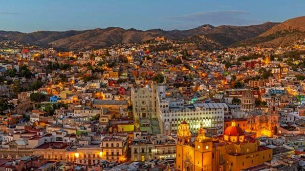 مکزیک ابرقدرت 2050