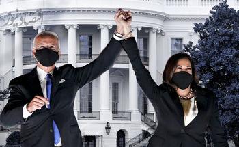 قول جوبایدن به مردم پس از پیروزی در انتخابات/ هریس تاریخساز شد