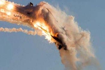 انهدام هواپیمای جاسوسی اسرائیل در جنوب غزه