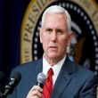 مایک پنس: هرگز به ایران اجازه ساخت سلاح هستهای را نمیدهیم