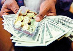 قیمت دلار، طلا و سکه امروز سهشنبه ۹۸/۳/۲۸ | عقبگرد دو سطحی دلار، رفتوبرگشت سکه