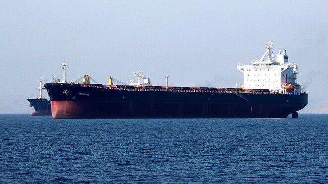 آمریکا نفت سرقتی در آبهای آزاد را فروخت