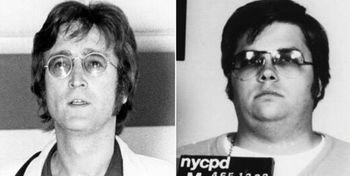 عکسی تکاندهنده از خواننده مشهور در حال امضا دادن به قاتل خود