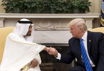 درخواست مهم ترامپ از ولیعهد ابوظبی