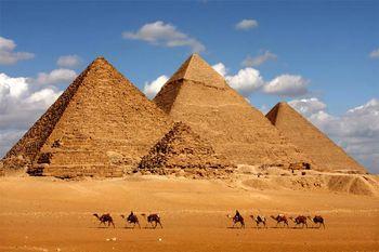 7 مورد از شگفتانگیزترین اسرار مصر باستان