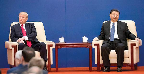 جنگ ویروسی چین و آمریکا