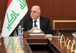 العبادی:اجازه نمیدهیم از خاک عراق به ایران حمله شود