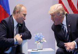 موضوع دیدار پوتین و ترامپ سوریه است