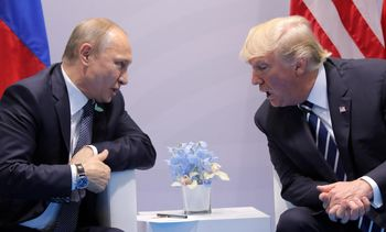 تلاش برای مدیریت تقابل میان ترامپ و پوتین در هلسینکی