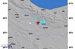 با زلزله شب گذشته گسل اشتهارد فعال شد + جزئیات