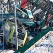 تصادف قطار در آنکارا ترکیه؛ ۹ کشته و ۴۷ زخمی + فیلم