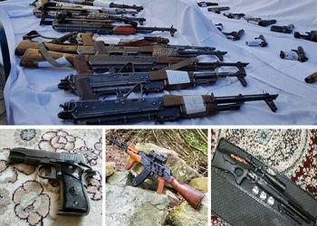 هشدار در مورد تب اسلحه در ایران