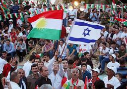 کردستان عراق منطقه حائل اسرائیل در مرز ایران؟