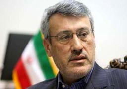 سفیر ایران در انگلیس: صالحی یک قهرمان ملی است
