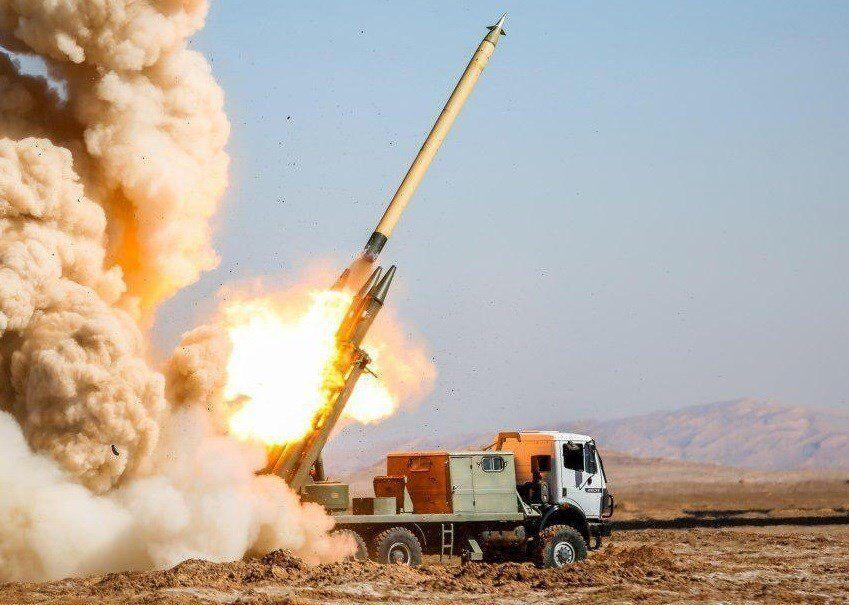 کاتیوشای ایرانی؛ جدیدترین دستاورد نیروی زمینی سپاه