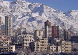 عبور تهران از 10 خط قرمز ساخت و ساز + جدول