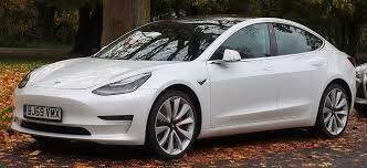 تسلا مدل ۳ سومین خودروی پرفروش ایالت کالیفرنیای آمریکا در سال ۲۰۱۹ شد