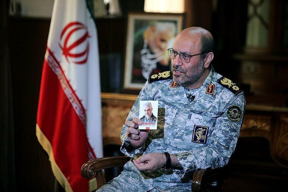 پاسخ ایران مطمئناً نظامی علیه مواضع نظامی خواهد بود