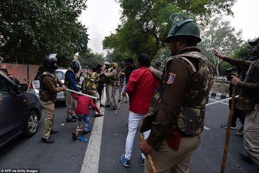 تصاویر اعتراضات هند