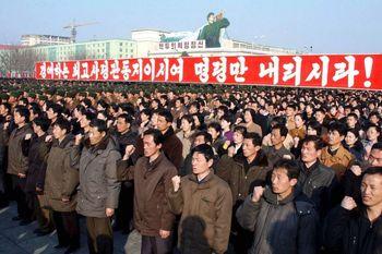 مجازات عجیب نقضکننده محدودیت کرونایی در کرهشمالی!