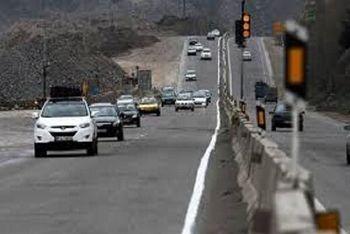 آخرین وضعیت ترافیکی جادههای شمالی
