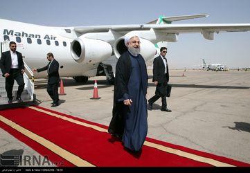 کمپین انتخاباتی روحانی در کرمان