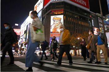 کرونا در ژاپن هم اوج گرفت