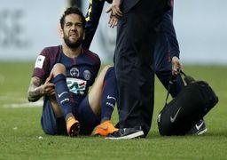 بازیکن کلیدی برزیل به جام جهانی نمیرسد