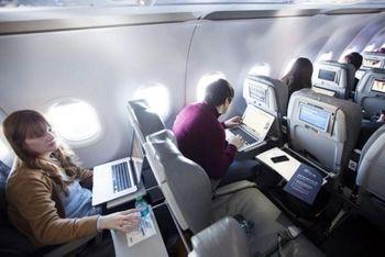 بدنبال ارتقای اینترنت هواپیما ها