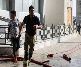 آتشسوزی برج 21 طبقه پارامیس در تهران