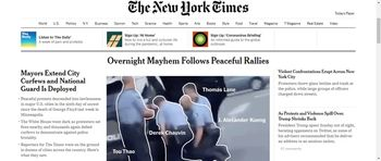 نیویورک تایمز خبرداد؛ دستور تعطیلی ادارات دولتی در کالیفرنیا