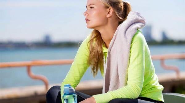 لاغری سریع  با ورزش کردن